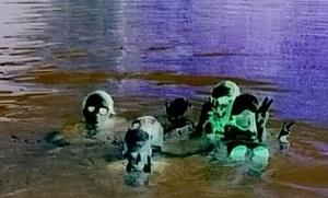 Ma chết đuối