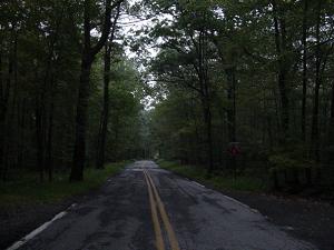 Những con đường ma ám